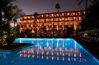 La Mamounia: Spend a Luxurious Honeymoon in Marrakesh