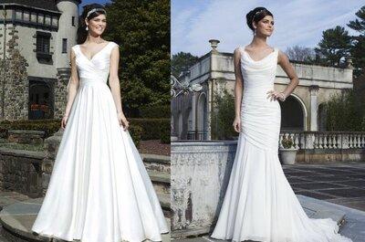 Vestidos para novia Sincerity colección 2013