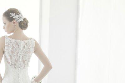 Milano Sposi 2014: una selezione dei 30 abiti da sposa più belli visti in fiera