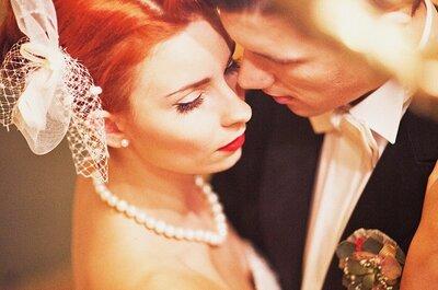 Ślubna sesja zdjęciowa 100% VINTAGE