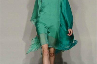 Matrimonio in vista?  Per il tuo look scegli il verde smeraldo!
