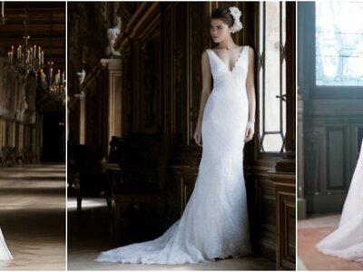 Collezione Cymbeline 2017: abiti senza tempo per le spose moderne