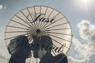 20 conseils pour rester créative tout au long de la planification de votre mariage!