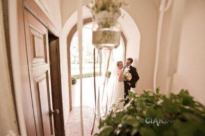 Ombretta e Lorenzo, un real wedding sulle note di un tango
