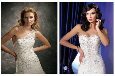 Extravagante Brautkleider von The Sposa Group 2016: Mehr als 300 Kreationen und 6 Brautmoden Linien!