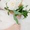 Buquês de noiva diferentes e românticos. Foto: Alea Lovely