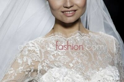 Brautkleider von Elie Saab für Pronovias – Kollektion 2013