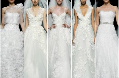 Pronovias 2013 collection - dreamy dresses for your big day