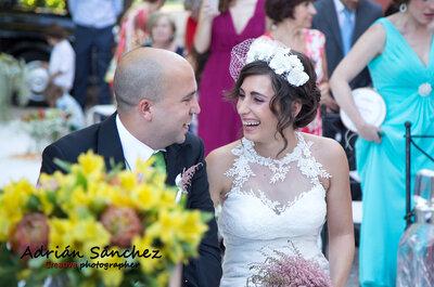 Los 5 consejos más importantes de un fotógrafo de bodas: conoce a Adrián Sánchez