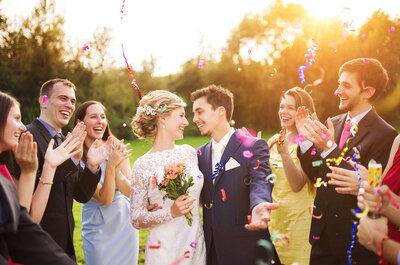 10 celebridades que darán glamour y diversión a tu boda. ¿Qué famoso te gustaría invitar a tu matrimonio?