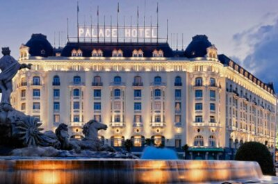 Une expérience de Gourmets avec les menus d'excellence pour votre réception de mariage au Westin Palace de Madrid