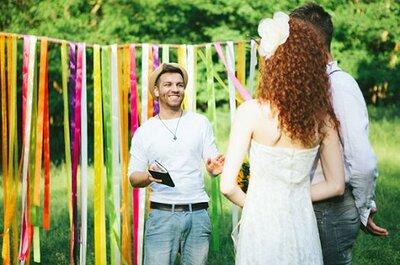 Peace&Love: Um casamento Hippie em Budapest