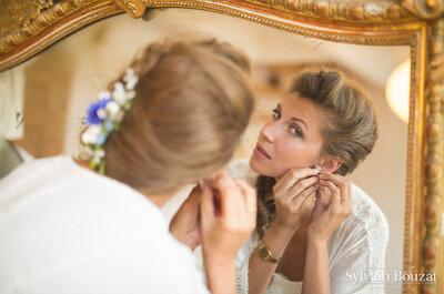 Sylvain Bouzat : Un regard lumineux sur les plus beaux instants de votre mariage