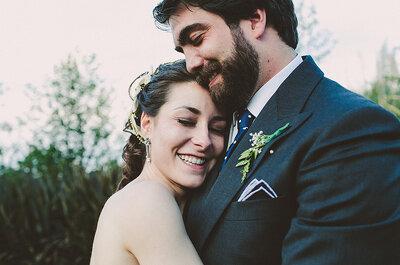 Se hicieron novios en sexto de primaria, su amor los unió: No te pierdas la boda de Luli y Juanma