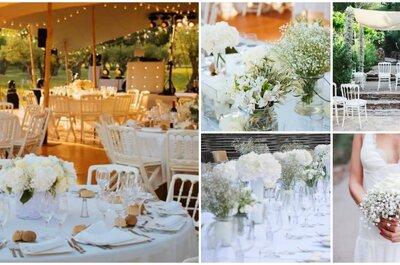 Comment choisir sa décoration de mariage? Les tendances 2015 et tous nos conseils