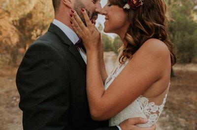 Una de las historias más originales jamás contada: la boda de Carlos y Gema