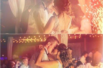 Tres ideas para que tu primer baile de novios sea espectacular