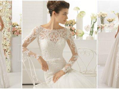Robes de mariée Aire Barcelona 2017 : Soyez irrésistible le jour de votre mariage !