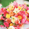 Inspírate en los colores cítricos para la decoración de tu boda - Foto KT Merry Photography