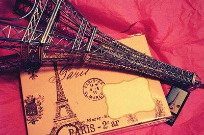 Celebra tu boda en París; los lugares más originales