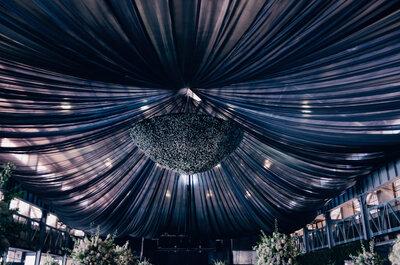 Una boda Gatsby: Déjate llevar por estos fantásticos detalles inspirados en la opulencia
