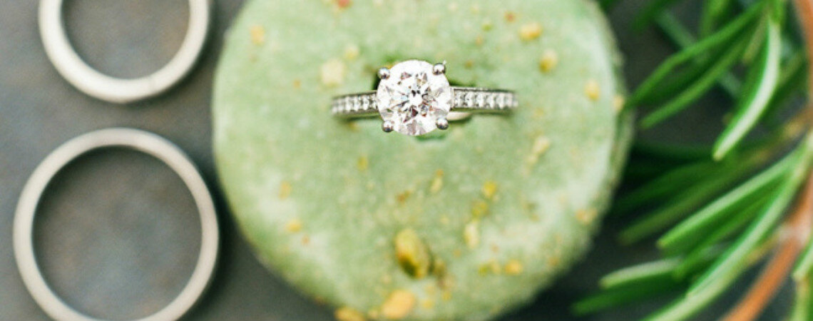 Cómo elegir el diamante del anillo de compromiso: Conoce la regla de las 4 c's