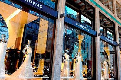Puntos de venta de Pronovias: descubre tu tienda más cercana