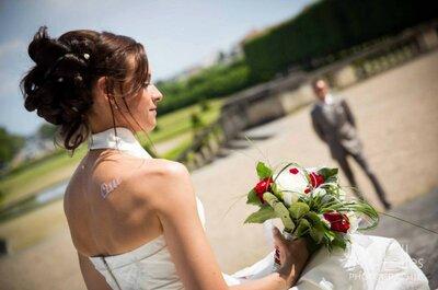 Bijoux de peau personnalisables Body'sign : originalité garantie le jour du mariage