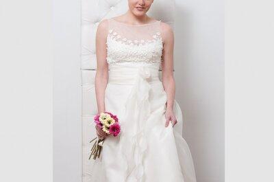 Il portamento è tutto! Consigli pratici per camminare con l'abito da sposa