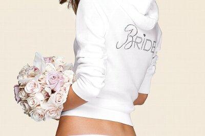 Colección de lencería para novia Victoria's Secret 2013