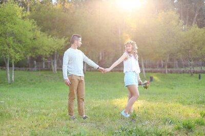 5 sinais de que o seu namorado a vai pedir em casamento