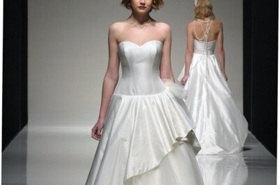 Take a look at Stephanie Allin's new bridal collection