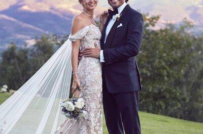 Não perca o casamento da herdeira da Pronovias: Gabriela Palatchi e Ediz Elhadef