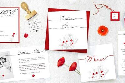 Les créateurs de faire-part de mariage en Ile-de-France !