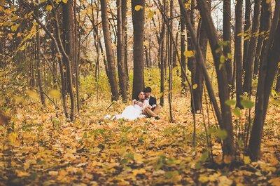 Осенняя красота: 10 самых красивых мест Москвы для свадьбы осенью!