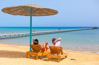 Romantyczny miesiąc miodowy pod słońcem Egiptu