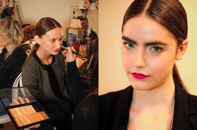 Tendencias en maquillaje de novias 2014