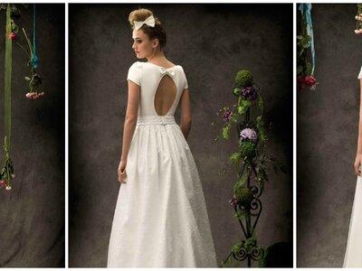 La nouvelle collection 2017 bohème chic et couture de Lambert Créations