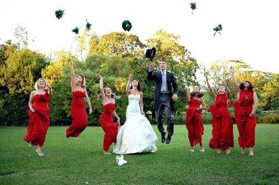 10 mosse per un ricevimento di matrimonio perfetto e... appetitoso!