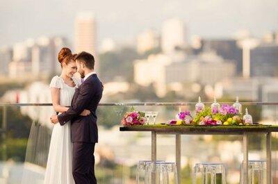 Ilumina tu boda con las 5 ideas más originales, ¡triunfarás!