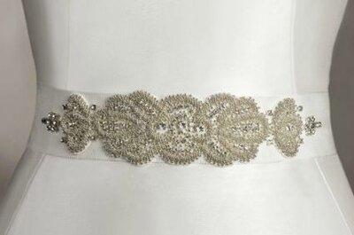 Cinturones para novias de San Patrick 2013
