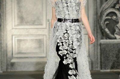 Tendencias: elegantes cinturones para los vestidos de fiesta