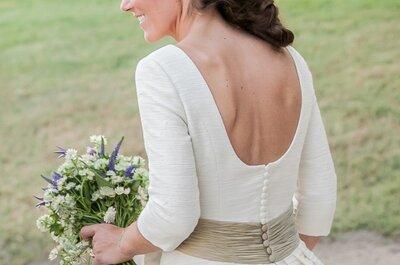 Los maravillosos vestidos de novia de Teresa Palazuelo