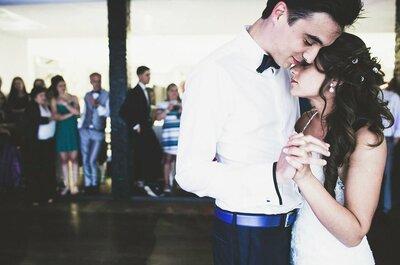 Música para o coração: como conseguir a combinação de músicas perfeita para o vosso casamento!