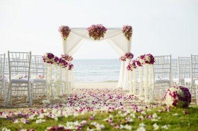 Las 10 mejores florerías para boda en la Riviera Maya: el toque mágico para el gran día