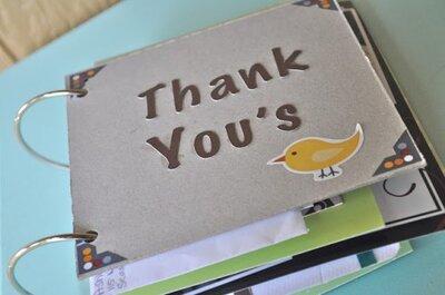 DIY : comment conserver les petits mots de vos invités, par La Fabrique à Mariage