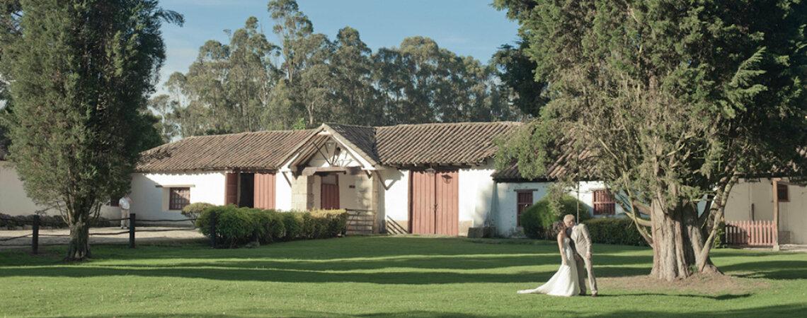 Las 10 mejores haciendas para casarse en Bogotá y alrededores