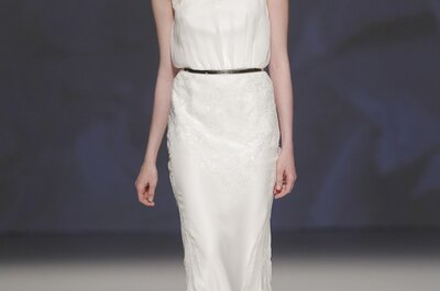 Amor amor nupcial: Así lucen los vestidos de novia primavera 2015 de Victorio & Lucchino