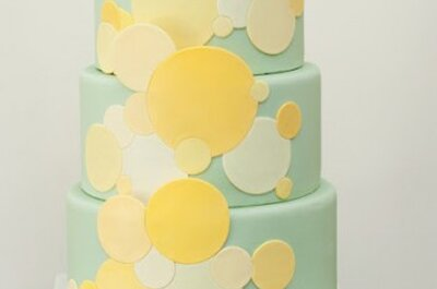 Opciones en repostería para tu boda: pasteles fondant, tartas y postres