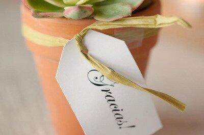 Ideas para tu boda ecológica